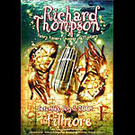 Richard Thompson New Fillmore Poster F627