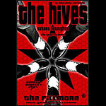 The Hives New Fillmore Poster F628