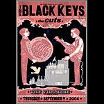 The Black Keys  New Fillmore Poster F629