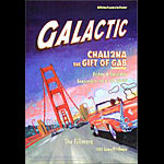 Galactic New Fillmore Poster F630