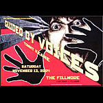 Guided By Voices New Fillmore F639B Poster