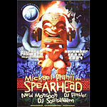 Michael Franti and Spearhead New Fillmore F672 Poster