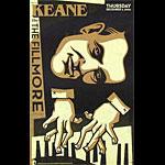 Keane  New Fillmore Poster F673