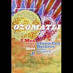 Ozomatli New Fillmore Poster F674