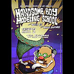 Handsome Boy Modeling School New Fillmore Poster F681