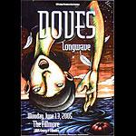 Doves New Fillmore F687 Poster