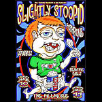 Slightly Stoopid New Fillmore Poster F696