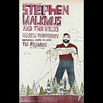 Stephen Malkmus and the Jicks 2005 Fillmore F697 Poster