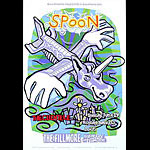 Spoon New Fillmore Poster F698