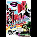 Hot Hot Heat 2005 Fillmore F703 Poster
