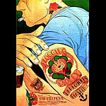 Flogging Molly New Fillmore Poster F717