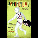 Jamiroquai 2005 Fillmore F725 Poster