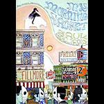 My Morning Jacket 2005 Fillmore F728 Poster