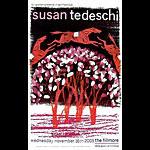 Susan Tedeschi 2005 Fillmore F730 Poster