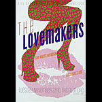 The Lovemakers New Fillmore Poster F733