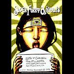 Super Furry Animals 2005 Fillmore F736 Poster