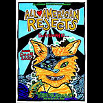 All American Rejects New Fillmore Poster F739