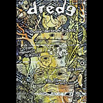 Dredg New Fillmore F741 Poster