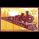 Railroad Earth 2006 Fillmore F749 Poster