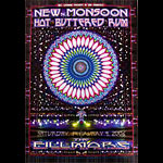 New Moonsoon New Fillmore Poster F753
