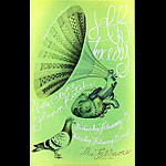 Jeff Tweedy New Fillmore F754 Poster