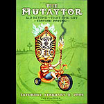 The Mutaytor 2006 Fillmore F756 Poster