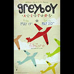 The Greyboy Allstars New Fillmore Poster F777