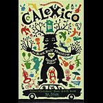 Calexico 2006 Fillmore F786 Poster