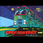 Foo Fighters (Miller Genuine Draft 'Blind Date') New Fillmore Poster F7_18_97