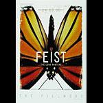 Feist New Fillmore Poster F803
