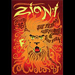 Zioni New Fillmore Poster F805