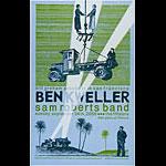 Ben Kweller New Fillmore Poster F807