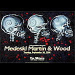Medeski Martin and Wood New Fillmore Poster F808