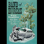Band of Horses New Fillmore Poster F811