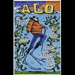 Animal Liberation Orchestra (ALO) New Fillmore Poster F814