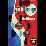 Yo La Tengo 2006 Fillmore F816 Poster