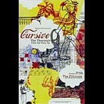 Cursive New Fillmore Poster F818