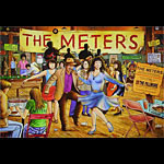 The Meters (Art Neville New Fillmore Poster F828