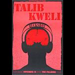 Talib Kweli 2006 Fillmore F830 Poster