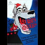 Los Lobos New Fillmore F835 Poster