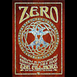 Zero New Fillmore Poster F839
