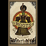 The Roots New Fillmore Poster F840