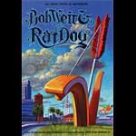 Bob Weir New Fillmore F843 Poster