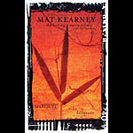 Mat Kearney New Fillmore F848 Poster