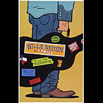 Willie Nelson and Family New Fillmore Poster F862