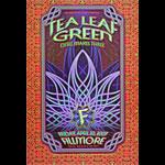 Tea Leaf Green New Fillmore F863 Poster