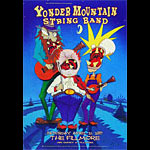 Yonder Mountain String Band New Fillmore F864 Poster