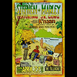 Stephen Marley New Fillmore F865 Poster