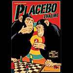 Placebo New Fillmore Poster F866