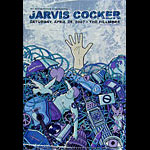 Jarvis Cocker New Fillmore F868 Poster